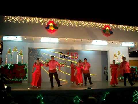 Polka Sa Nayon-vccs Teachers Folkdance video