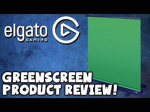 Elgato Gaming - Greenscreen UNBOXING