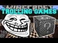 Lagu Minecraft: ROBOT ALIEN TROLLING GAMES - Lucky Block Mod - Modded Mini-Game