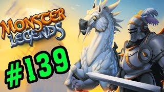 Monster Legends Game Mobiles - Donquixote Đánh Nhau Với Cối Xe Gió - Thế Giới Quái Vật #139