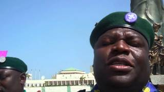 The Scout Association of Nigeria visit to the National Assembly