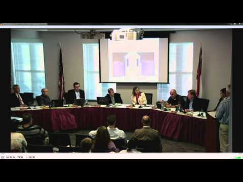 August 11, 2015 Board of Commissioners meeting