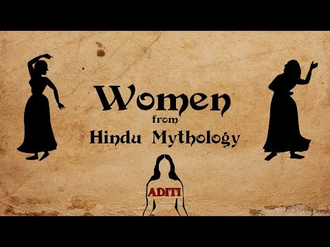 roles of women in myth and