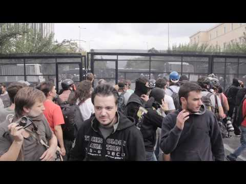 ΣΥΛΛΑΛΗΤΗΡΙΟ ΚΑΤΑ ΜΕΡΚΕΛ (PROTEST AGAINST MERKEL, GREECE) 9-10-2012 [4/11]