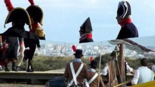 Batalla del Portazgo. 200 Aniversario de las Cortes Liberales de Cádiz, San Fernando 2010