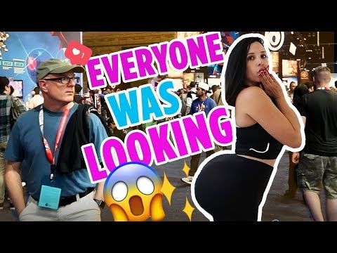 24 HOURS Wearing A FAKE BIG BUTT - PEOPLE WERE STARING 😫| Mar thumbnail