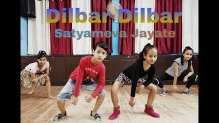 Dilbar Dilbar Satyameva Jayate Neha Kakkar Dance Choreography