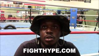 TRAINER GREG HACKETT PREDICTS MAYWEATHER VS. BERTO; EXPLAINS WHY HE THINKS FLOYD KO'S HIM IN 6