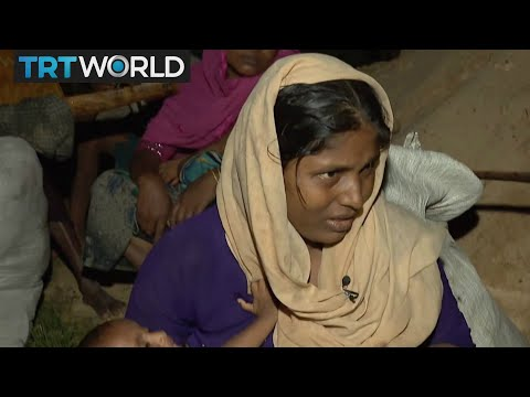 Rohingya Refugee Crisis: Thousands of refugees streaming into Bangladesh