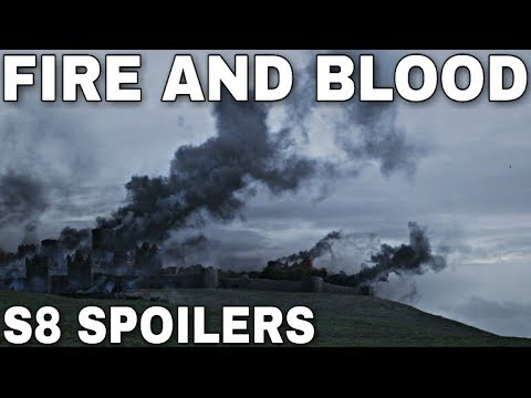 Breaking News! Action In The North! - Game of Thrones Season 8 Spoilers