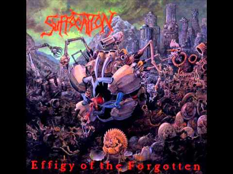 Suffocation - Infecting The Crypts
