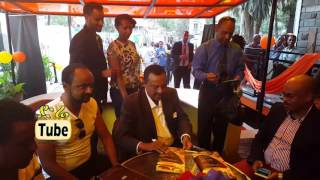 Ephrem Tamiru Album Singning in Addis Ababa