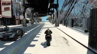 GTA IV BETTER THAN GTA V -NYC THEME ENB FINAL Ultra Settings HD REAL LIFE, REALITY Graphics