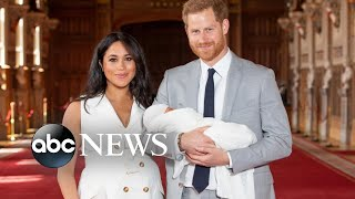 Archie expected to shape royal history