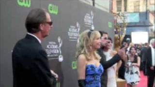 Jennifer Gareis - 2009 Emmy Awards Blog