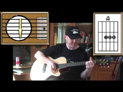 Never Let Her Slip Away - Andrew Gold - Acoustic Guitar Lesson
