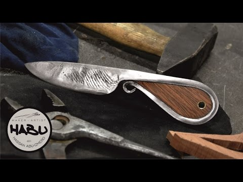 Forging | Old File - New Knife