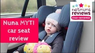 Nuna MYTI car seat review