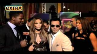 Jennifer Lopez   Marc Anthony at the 11th Annual Latin Grammy