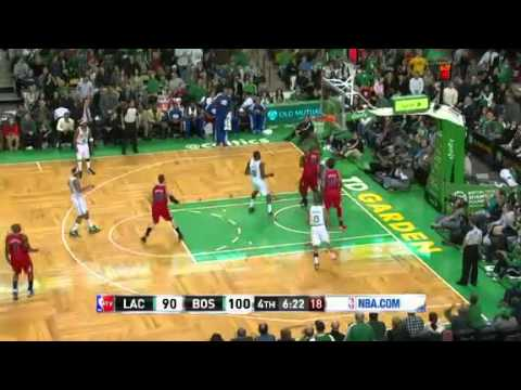 Los Angeles Clippers vs Boston Celtics - February 3, 2013