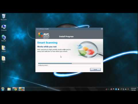 Antivirus Download: AVG Tutorial (Free Version)