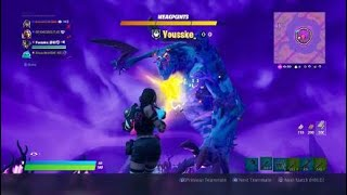 Fortnite Biq se s boss