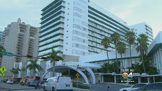 Blaze Breaks Out At Miami Beach Hotel, Guests Without Power