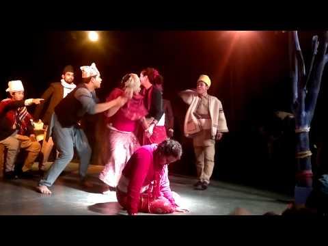 """""""Jaar"""" - cutscene displaying : Sunuwar Cheiftain :"""