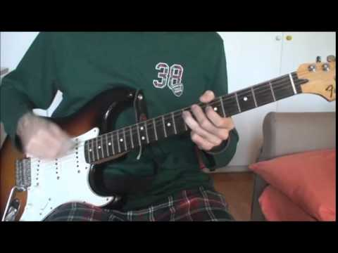 Sir Psycho Sexy - Red Hot Chili Peppers - Guitar Cover video