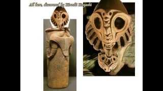1553B+1515 Ancient Gods with Walking Devices歩行補助装置を着けていた古代の神々(作られた神々の虚像)Concocted Images of Gods