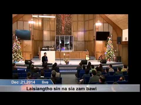 [FGATulsa]#1110#Dec 21,2014 LAISIANG THOSINNA (Pastor Zam Bawi)