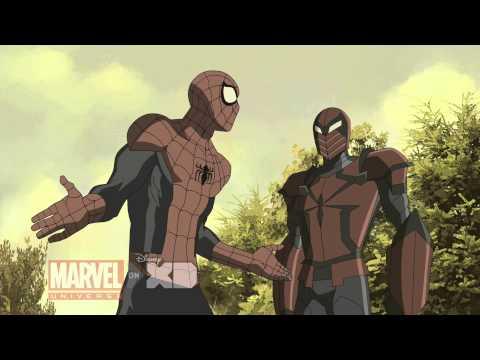 Marvel's Ultimate Spider-Man: Web-Warriors Season 3, Ep. 11 - Clip 1