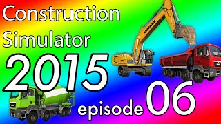 Construction Simulator 2015 - Career Multiplayer - EP:6