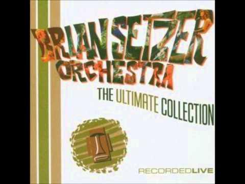 Brian Setzer Orchestra - Your True Love