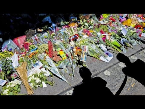 Dutch honor MH17 passengers