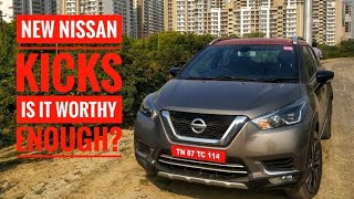 Being Intelligent is the New Swag for the Nissan Kicks | Review
