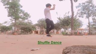 Nhảy Shuffle dance & Cutting Shape cực chất | THPT Nguyễn Khuyến