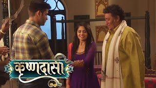 Krishnadasi | 15th July 2016 | David REFUSES To MARRY Gayatri