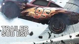 CARS 3 - Trailer Subulado Español Latino 2017