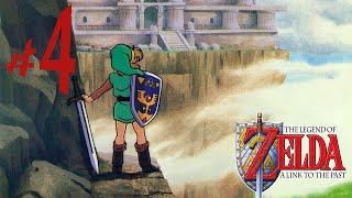 The Legend Of Zelda A Link To The Past Parte #4 Final [ SNES - Playthrough ]