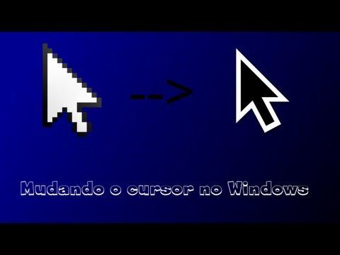 Como trocar o cursor do mouse do Windows para o do Mac