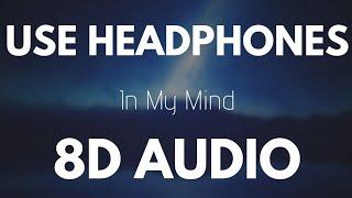 Dynoro & Gigi D'Agostino -  In My Mind (8D AUDIO)