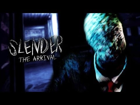 THE SLENDERMAN IS LURKING IN THE SHADOWS! | Slender The Arrival (Part 1)