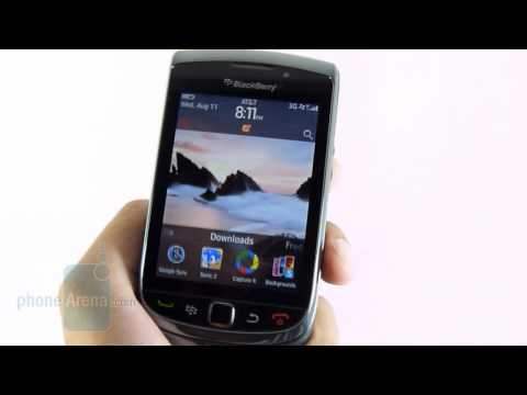RIM BlackBerry Torch 9800 Review