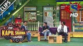 Kapil S Question To Armaan Malik The Kapil Sharma Show Episode 15 11th June 2016