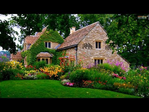 80 Small Garden and Flower Design Ideas 2018 - Amazing Small garden house decoration