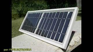 DIY - PANEL SOLAR - BUILDING SOLAR PANELS