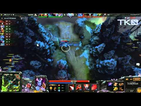 Team Virtus Pro vs Team Empire   MLG TKO DOTA 2   TobiWan