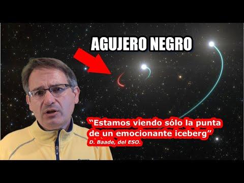 """Hallan el Agujero Negro más cercano a la Tierra 😮 el sistema """"se puede ver a simple vista"""""""