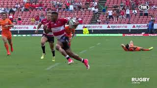 HIGHLIGHTS: 2018 Super Rugby Final: Crusaders v Lions